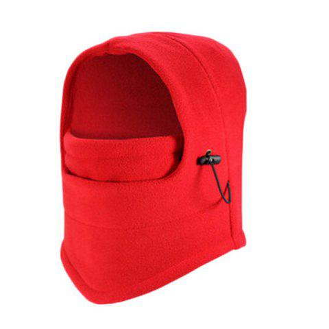 Buy Outdoor Sports Windproof Cycling Hat with Face Mask