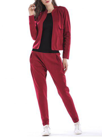 Store Casual Sport Jacket and Pants