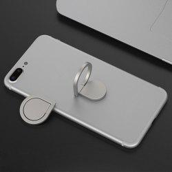 Magnetic Rotatable Water Drop Shape Phone Ring Holder -