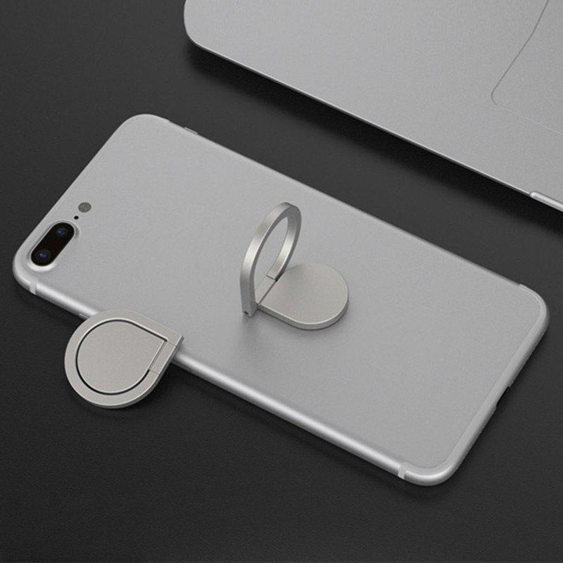 Outfits Magnetic Rotatable Water Drop Shape Phone Ring Holder