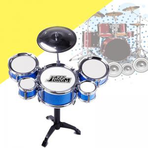 Mini Kids Drum Set For Musical Learning Educational Toy -