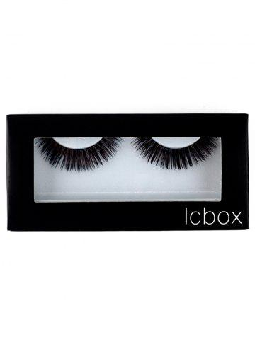 Unique 1 Pair Natural Soft Long Extension Fake Eyelashes