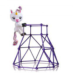 Fingerlings Climbing Stand Movement Support - Blue