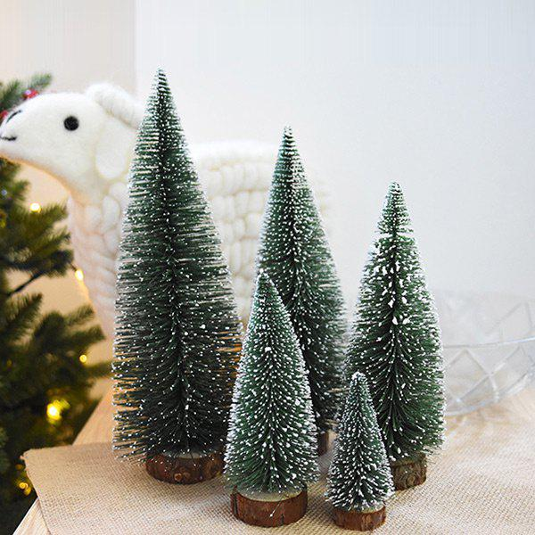 hot home decor artificial mini christmas tree