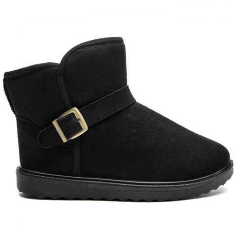 Fancy Lovers Warm Faux Sheepskin Boots