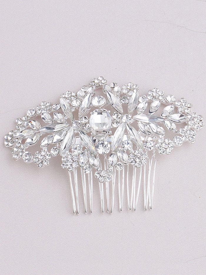 Latest Rhinestone Sparkly Bridal Hair Comb