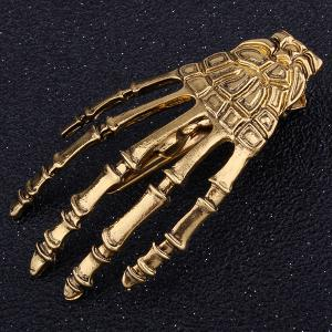 Skeleton Hand Cool Barrette -