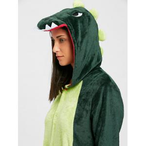 Cute Dinosaur Animal Onesie Pajama -
