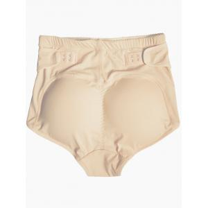 Padded High Waisted Push Up Panties -
