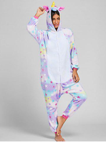 Pyjama Onesie Animal Pégase pour Adulte