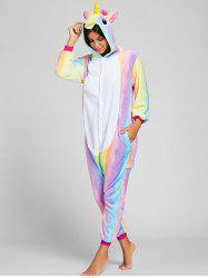 Pyjama Onesie Animal Pégase pour Adulte -