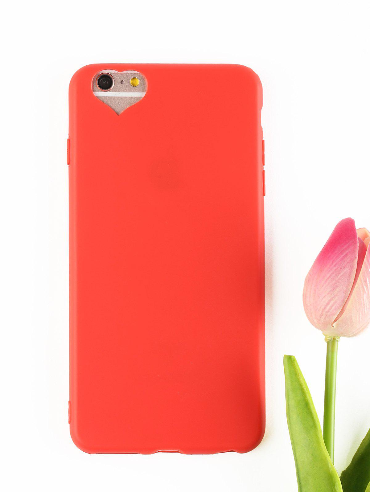 Trendy Heart DIY Cell Phone Case For Iphone