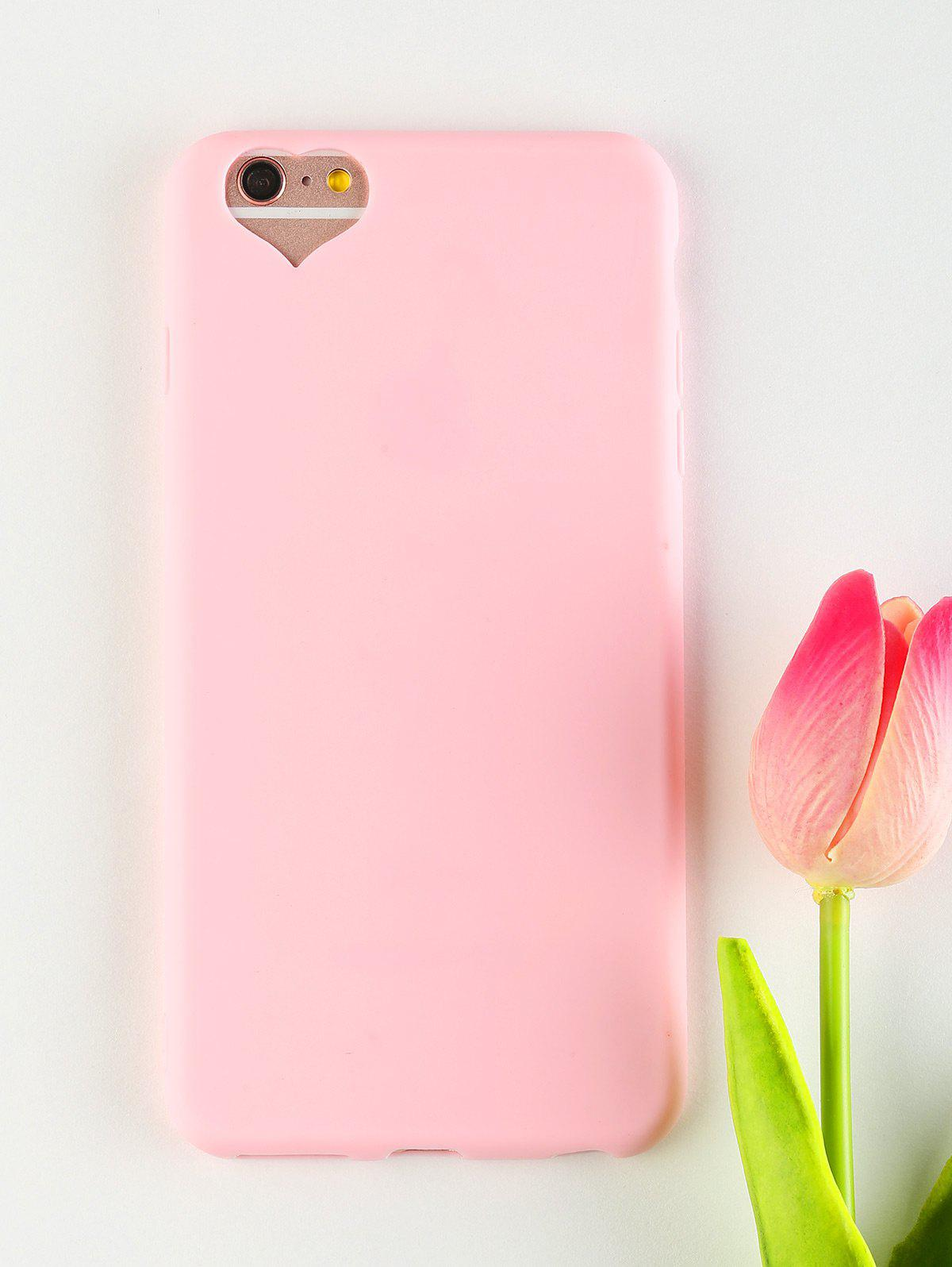 Chic Heart DIY Cell Phone Case For Iphone
