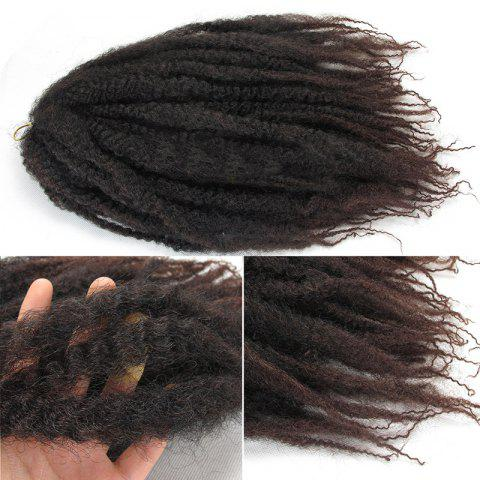 Truffe Afro Curly Long Fluffy Colormix cheveux synthétiques