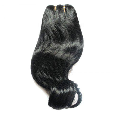 Online Short Hair Imitation Synthetic Straight Hair Weft