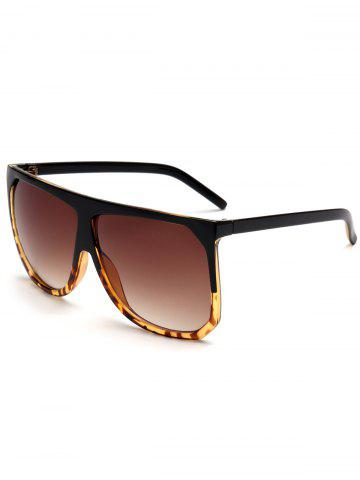 Hot Retro Full Frame Oversized Square Sunglasses