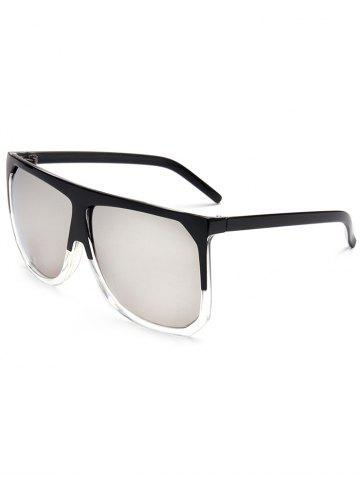 Affordable Retro Full Frame Oversized Square Sunglasses