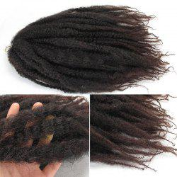 Truffe Afro Curly Long Fluffy Colormix cheveux synthétiques -