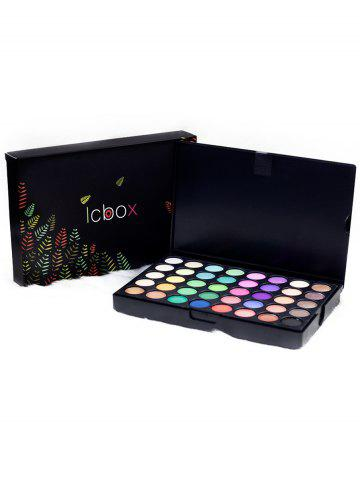 Fashion 120 Colors Natural Colors Eyeshadow Collection