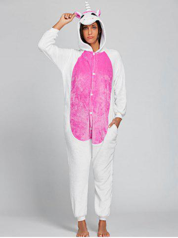 Shop Adult Cute Unicorn Animal Onesie Pajama