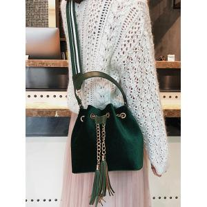 Tassel Chain String Handbag -