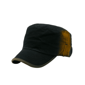 Outdoor Line Embroidery Gradient Color Military Hat -