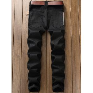 Zip Fly Jeans coupe Slim Fit -