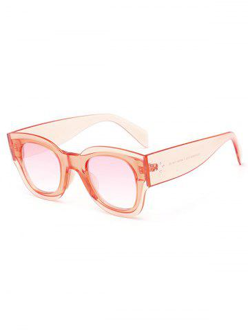 Store UV Protection Butterfly Shape Full Frame Sunglasses