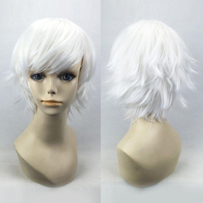 Store Short Side Bang Straight Synthetic Cosplay Wig