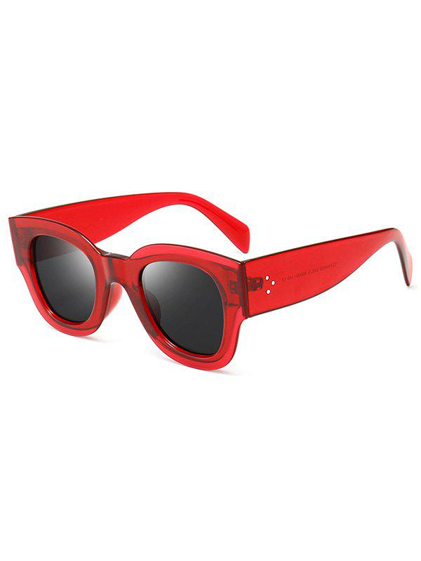 Outfit UV Protection Butterfly Shape Full Frame Sunglasses