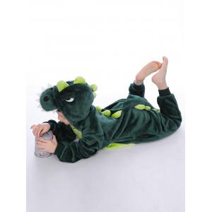 Cartoon Onesies Kids Dinosaur Animal Pajamas -