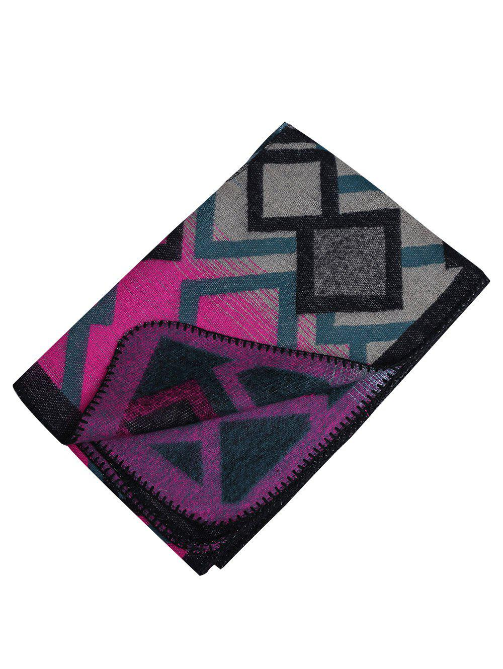 Affordable Vintage Outdoor Artificial Wool Shawl Pashmina