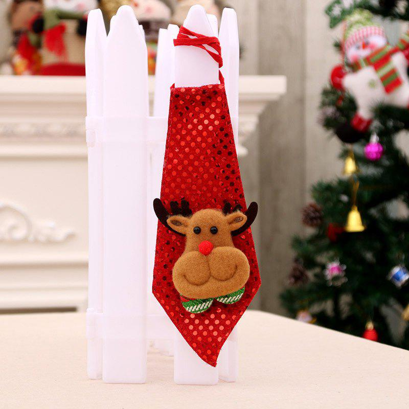 Best Christmas Hanging Decorations LED Lights Neck Tie