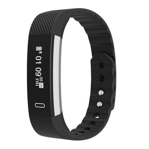 Latest Micro-K Pedometer Sedentary Reminder Sleep Monitor Heart Rate Monitor Bluetooth Smartwatch