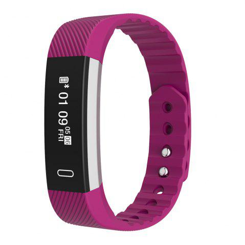 Outfit Micro-K Pedometer Sedentary Reminder Sleep Monitor Heart Rate Monitor Bluetooth Smartwatch