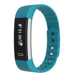 Micro-K Pedometer Sedentary Reminder Sleep Monitor Heart Rate Monitor Bluetooth Smartwatch -