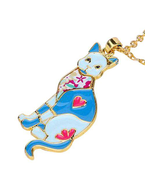 Lucky Animal Pendant Necklace 235116202