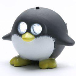 Cyclisme Cartoon Penguin Shape Headlamp -