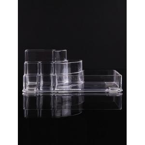 Acrylic Transparent Cosmetics Storage Box -