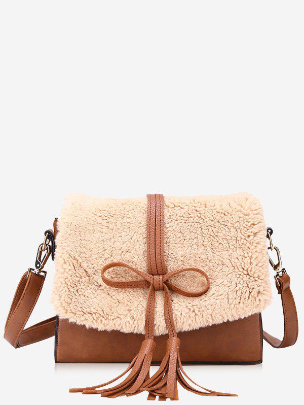 Hot Bow Tassel Crossbody Bag