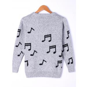 Notes de musique Marled Sweater -