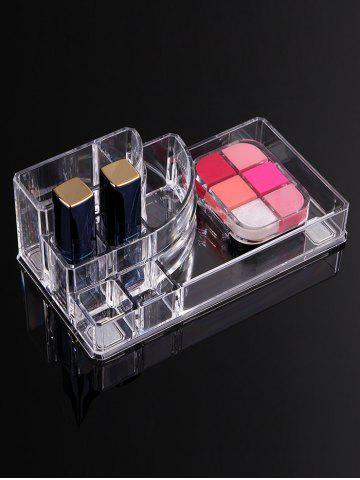 Outfit Acrylic Transparent Cosmetics Storage Box