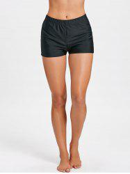 Boyshort Boxer Swim Beachwear Bottom -