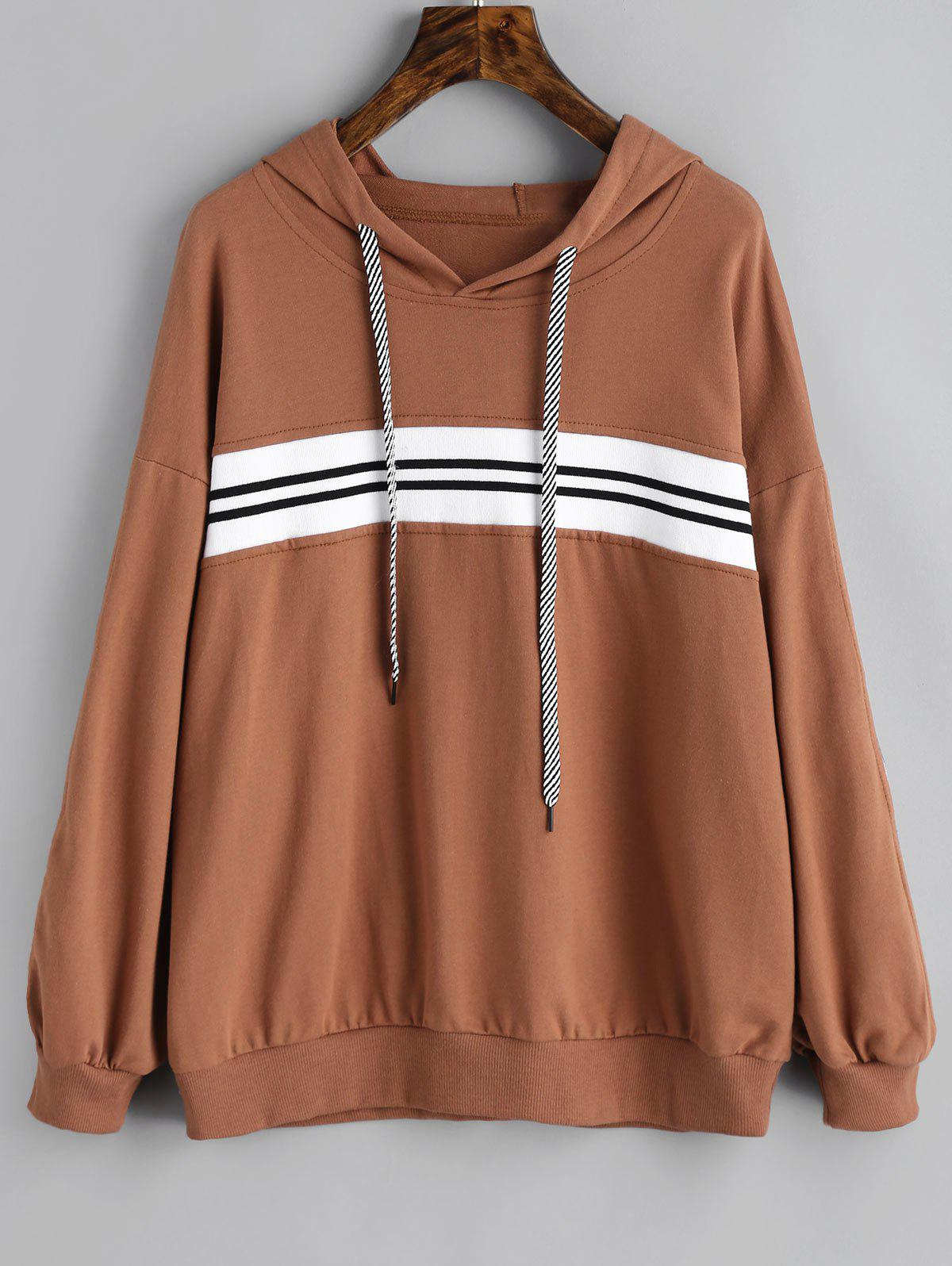 Shop Striped Hoodie