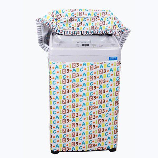 Best Patterned Waterproof Sunblock Washing Machine Cover