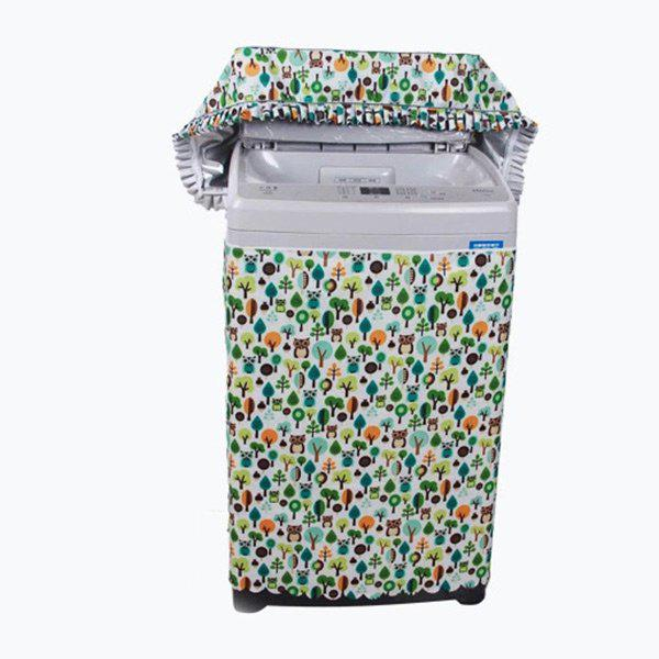 Discount Patterned Waterproof Sunblock Washing Machine Cover
