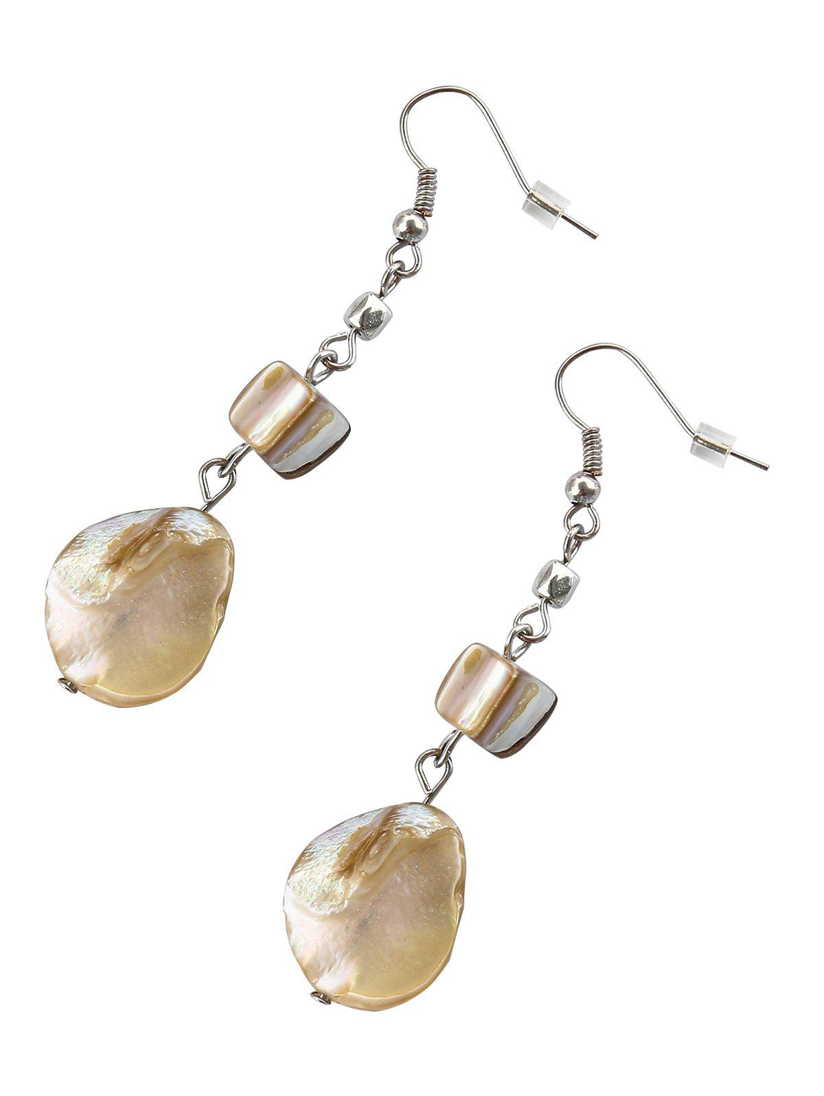 Buy Unique Natural Stone Drop Earrings