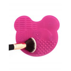Professional Silicone Makeup Brush Cleansing Pad -