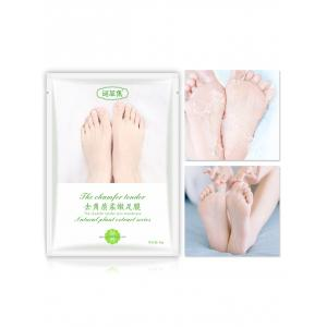 Natural Plant Exfoliating Foot Mask -