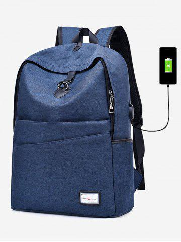 Shop Multi Functional USB Charging Port Backpack
